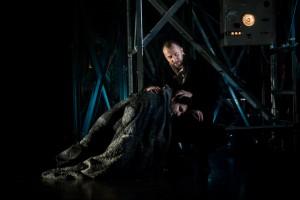 Pierre-Yves Pruvot et Wassyl Slipak (l'Empereur et la Mort) © Nathaniel Baruch