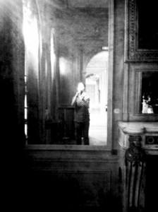 Emmanuel Darley - autoportrait